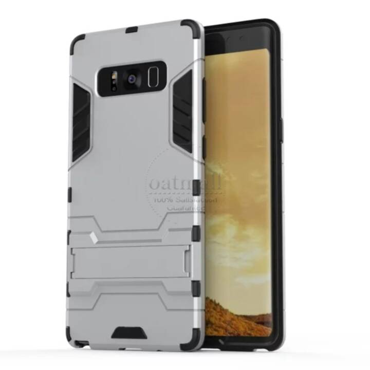 EG Backcover per Samsung Galaxy Note 8 Silver
