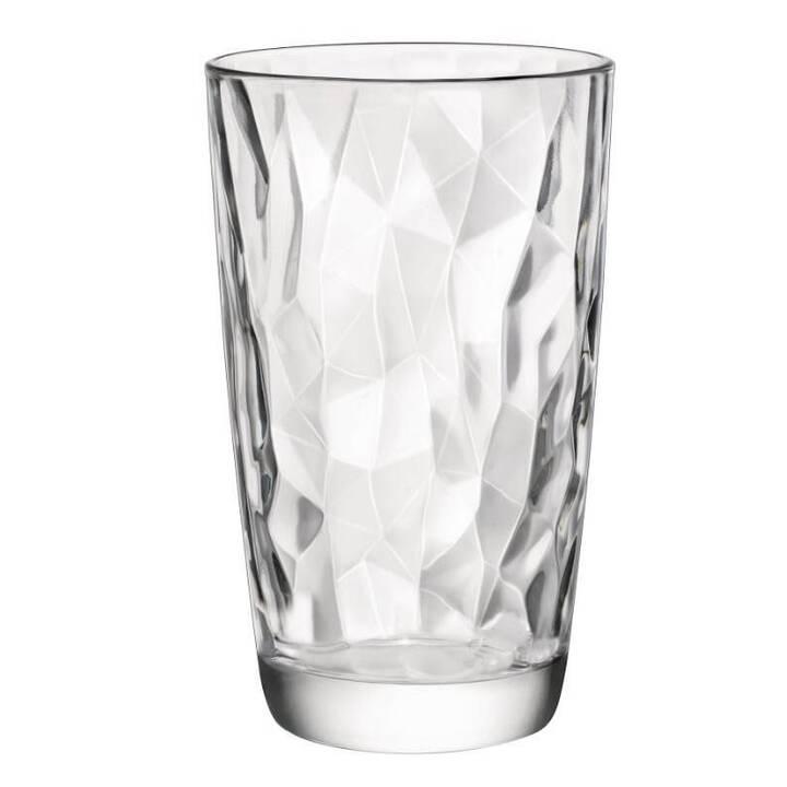 BORMIOLI ROCCO Coppetta da cocktail Diamond (0.47 l, 6 pezzo)