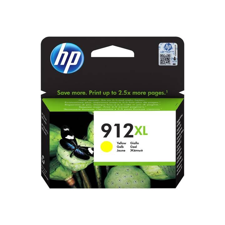 HP 912XL (Jaune, 1 pièce)