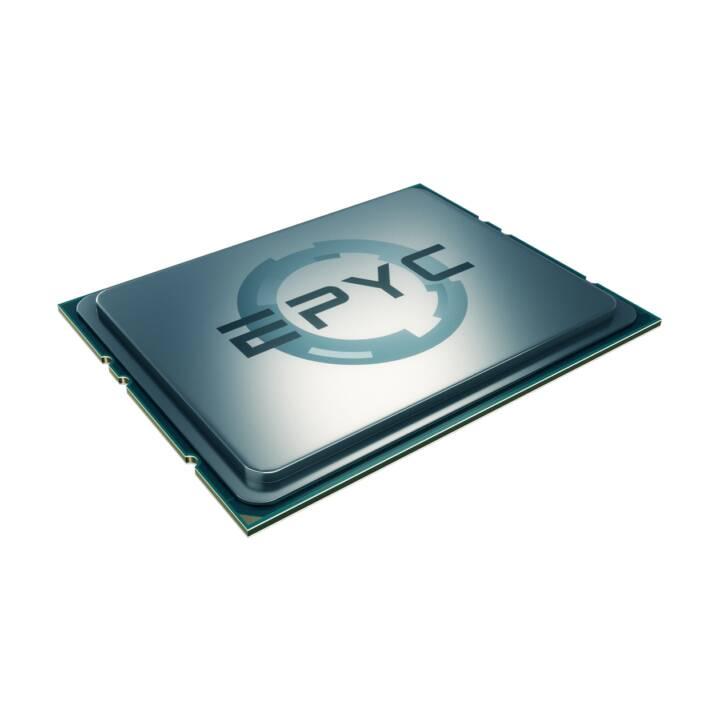 AMD EPYC 7351P, 2.4 GHz, processeur