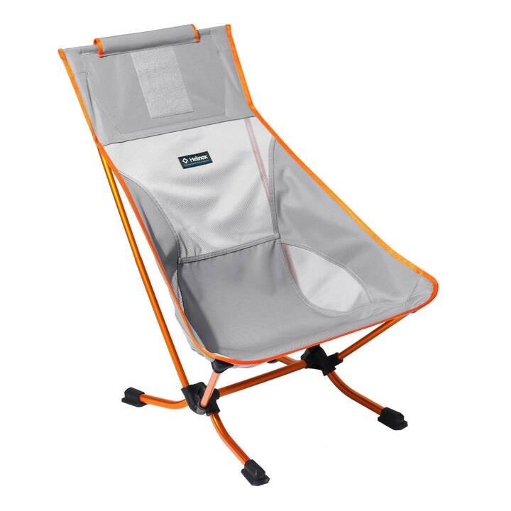 HELINOX Campingstuhl Beach Chair  (Grau)