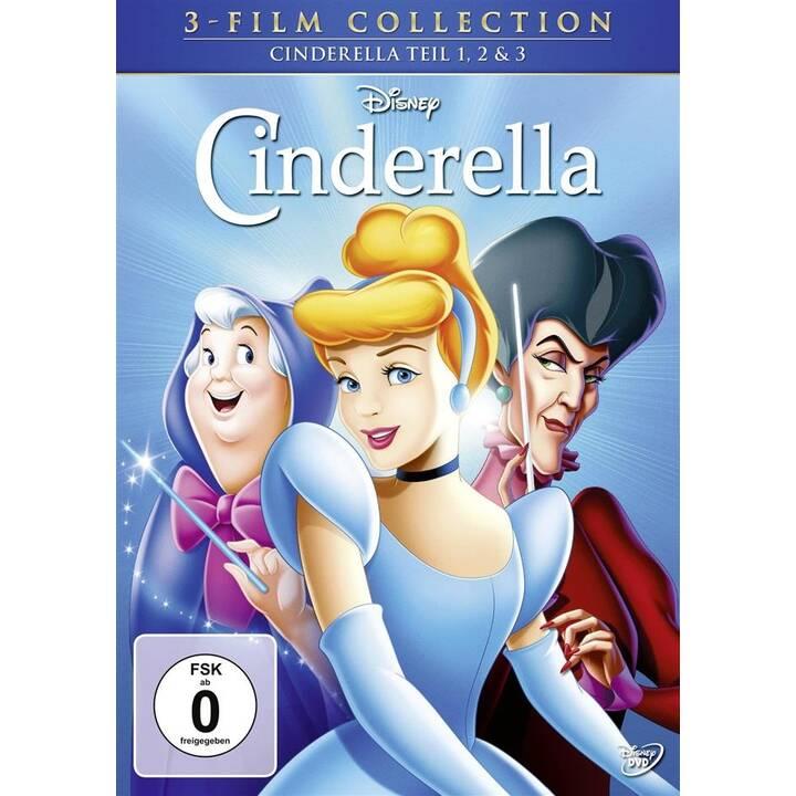 Cinderella - Teil 1, 2 & 3 (DE, EN)