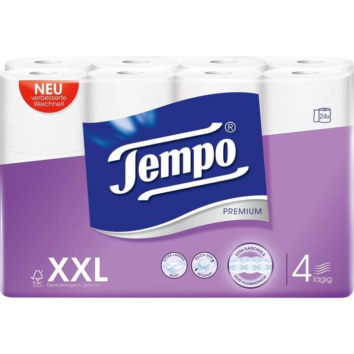 TEMPO Carta igienica Premium (24 pezzo)