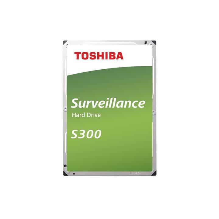 TOSHIBA S300 Surveillance (SATA-III, 5 TB)