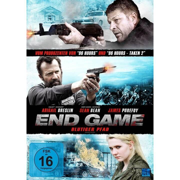 End Game - Blutiger Pfad (DE, EN)