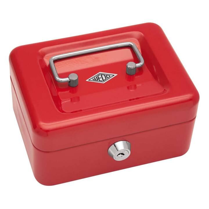 WEDO Tiroirs-caisses (Rouge)