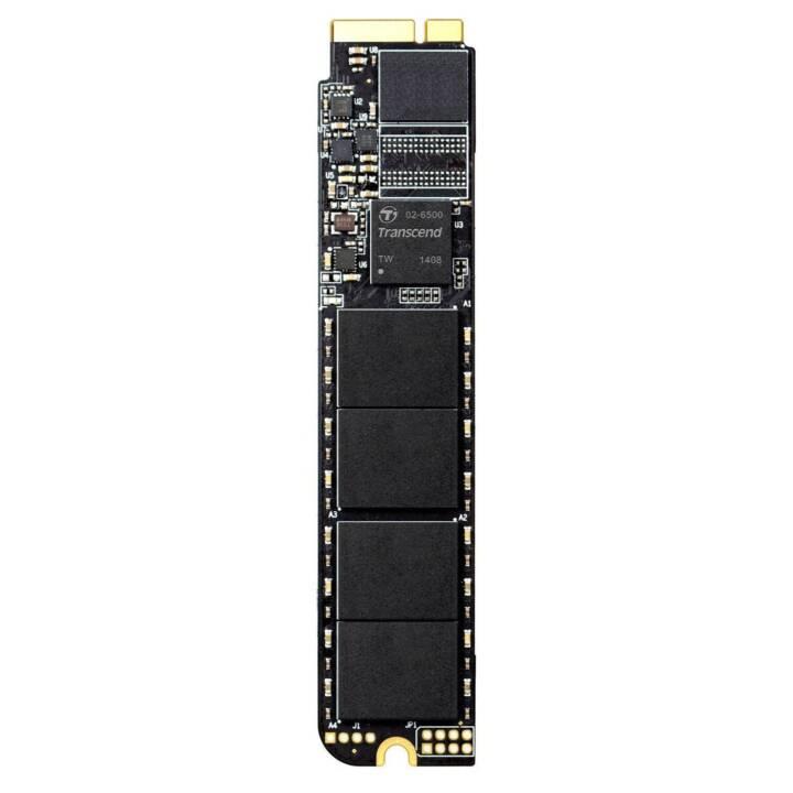 TRANSCEND TS240GJDM520 (M.2 M Key, SATA-III, 240 GB, Schwarz)