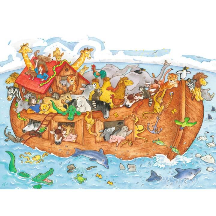 RAVENSBURGER L'Arche de Noé Puzzle Cadre de l'Arche de Noé