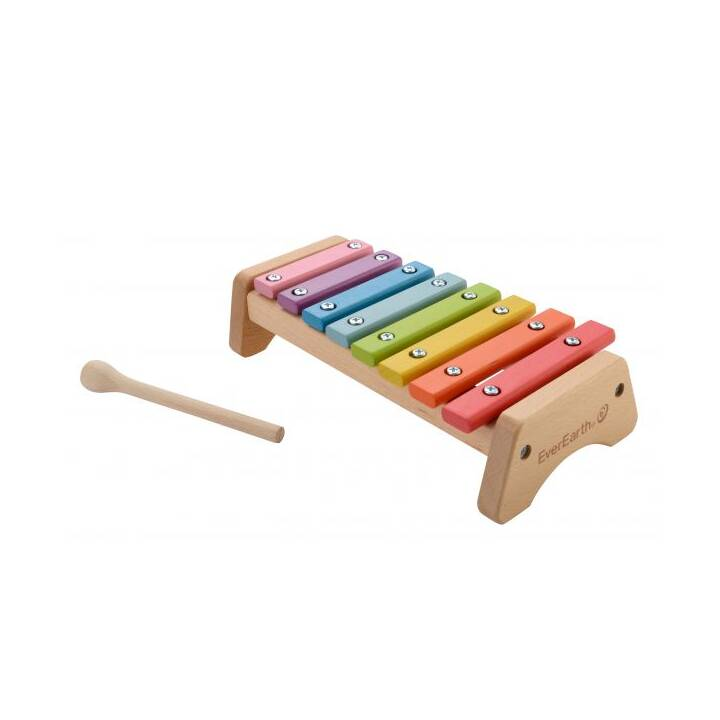EVEREARTH Faire de la musique (Multicolore)