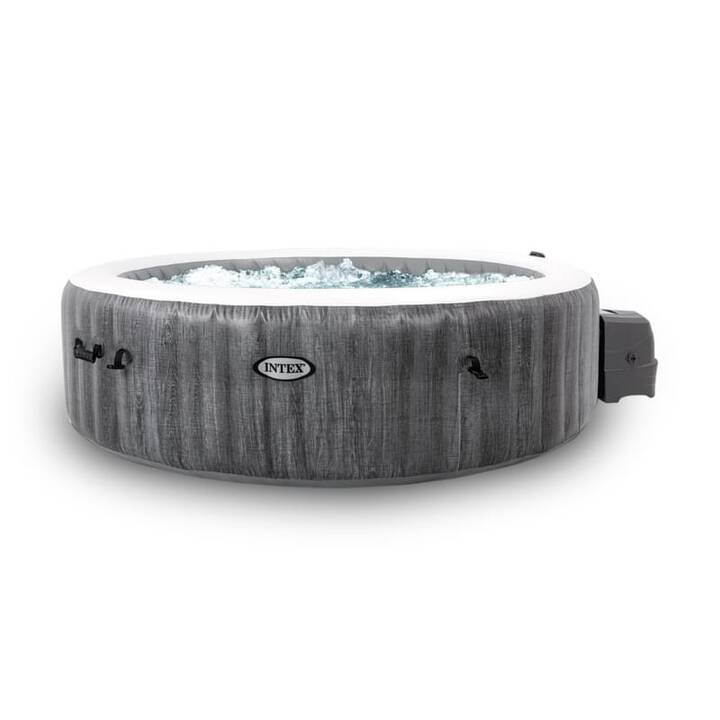 INTEX Whirlpool PureSpa Greywood Deluxe