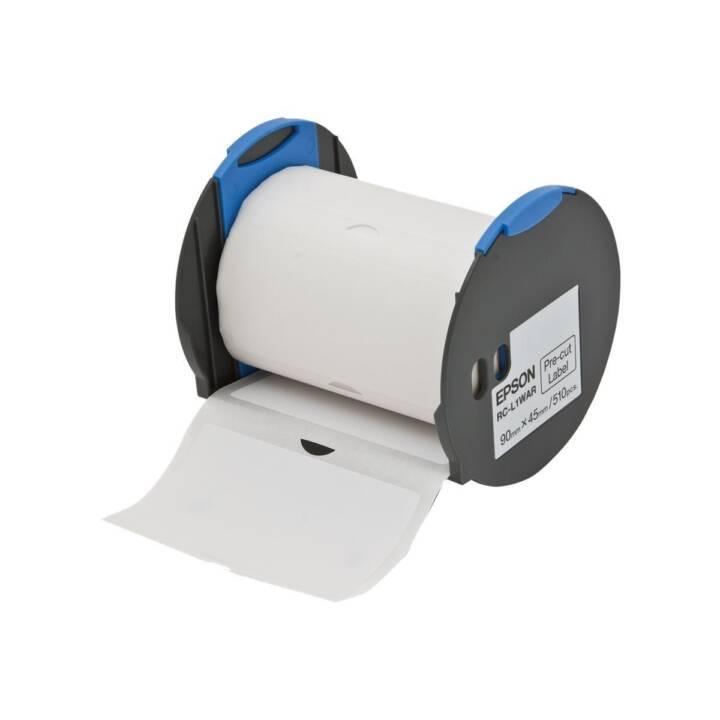EPSON RC-L1WAR Etichette (90 x 45 mm)