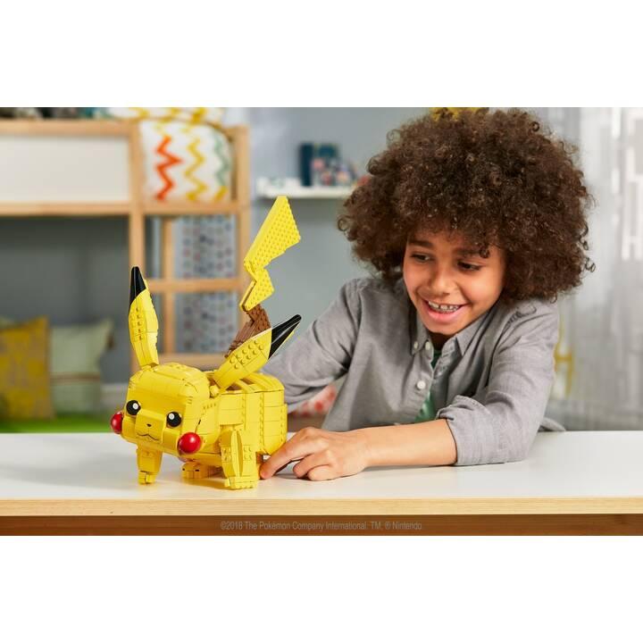 MATTEL Mega Construx Coffret Pokémon Pikachu Géant (825 x)