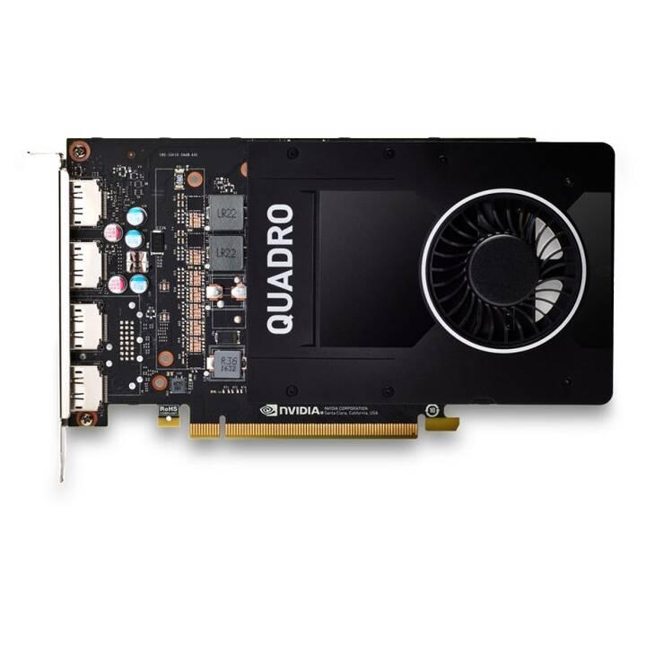 DELL 490-BFPN Nvidia Quadro P2200 (5 Go, Station de travail)