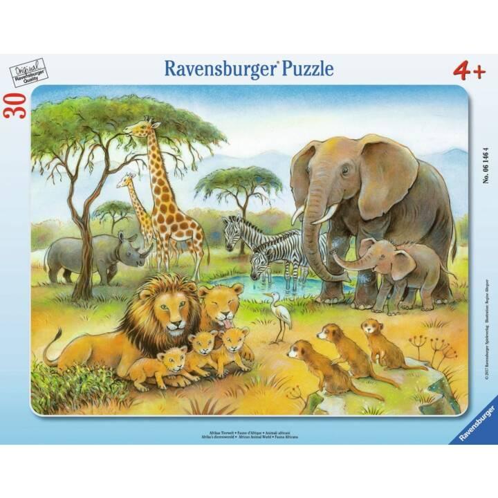 RAVENSBURGER Casse-tête de la faune africaine