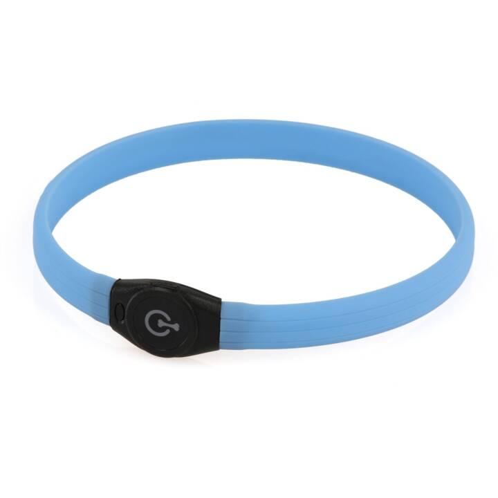 SWISSPET Collier Fatboy (Bleu)
