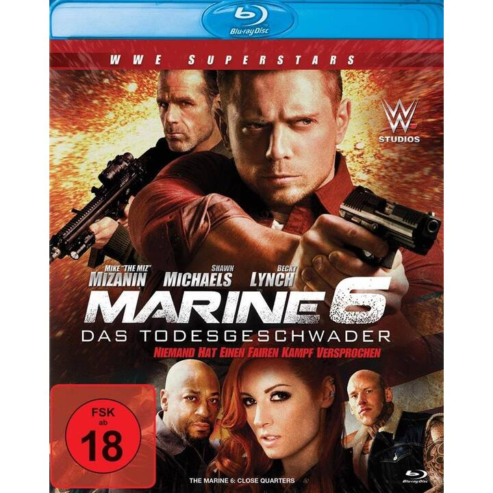 Marine 6 - Das Todesgeschwader (DE, EN, FR, RU)