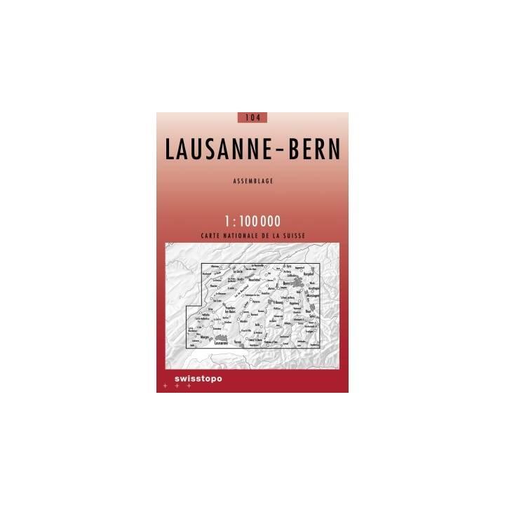 Lausanne - Bern