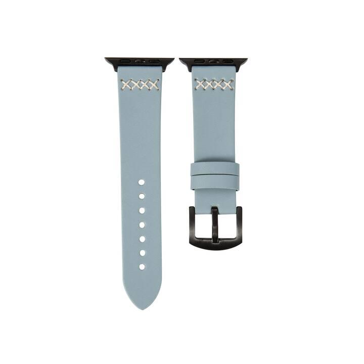 EG MTT cinturino per Apple Watch 42 mm / 44 mm - blu
