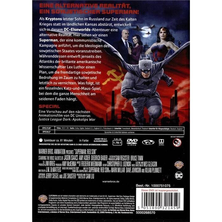 Superman - Red Son (DE, EN, FR)