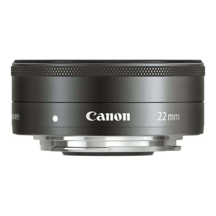 CANON EF-M (22 mm, F/2.0 STM)