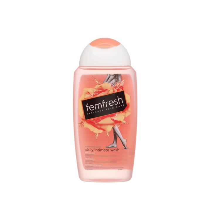 FEMFRESH Daily intimate wash Lotion de lavage intime (250 ml)