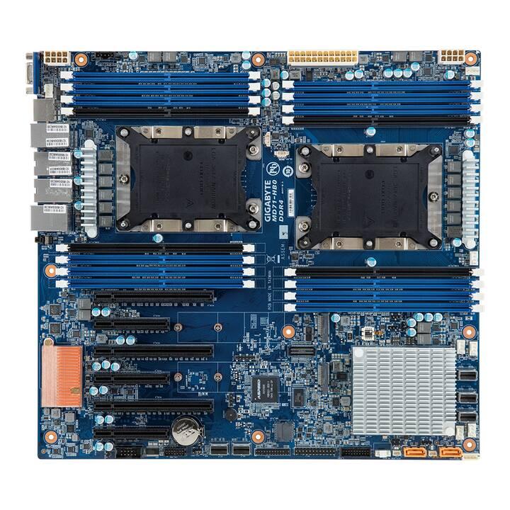 GIGABYTE MD71-HB0 (LGA 3647, EXtended ATX)