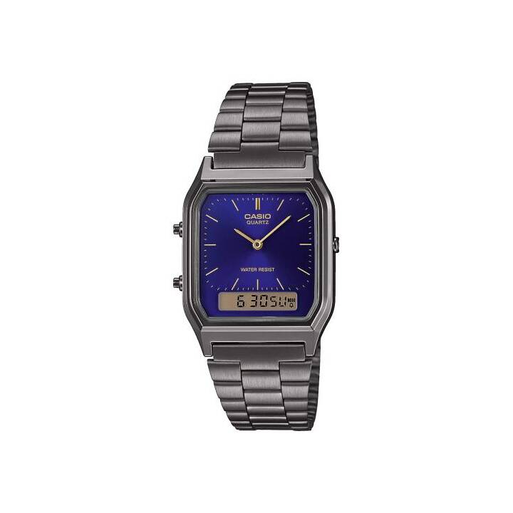 CASIO AQ-230EGG-2AEF (Analog- & Digitaluhr, Quarz)
