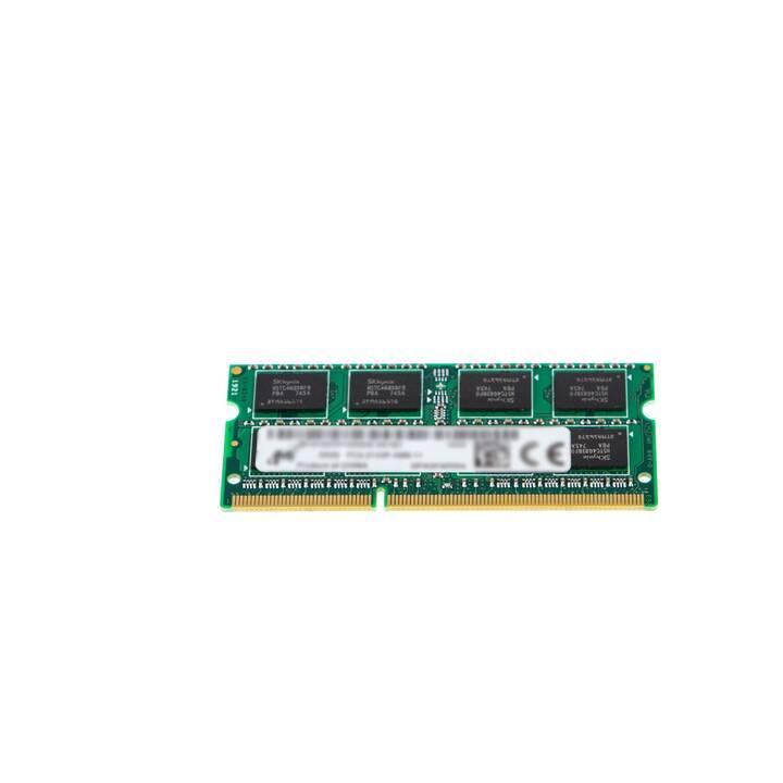 ORIGIN STORAGE OM8G31600SO2RX8E135 (1 x 8 GB, DDR3-SDRAM, SO-DIMM 204-Pin)