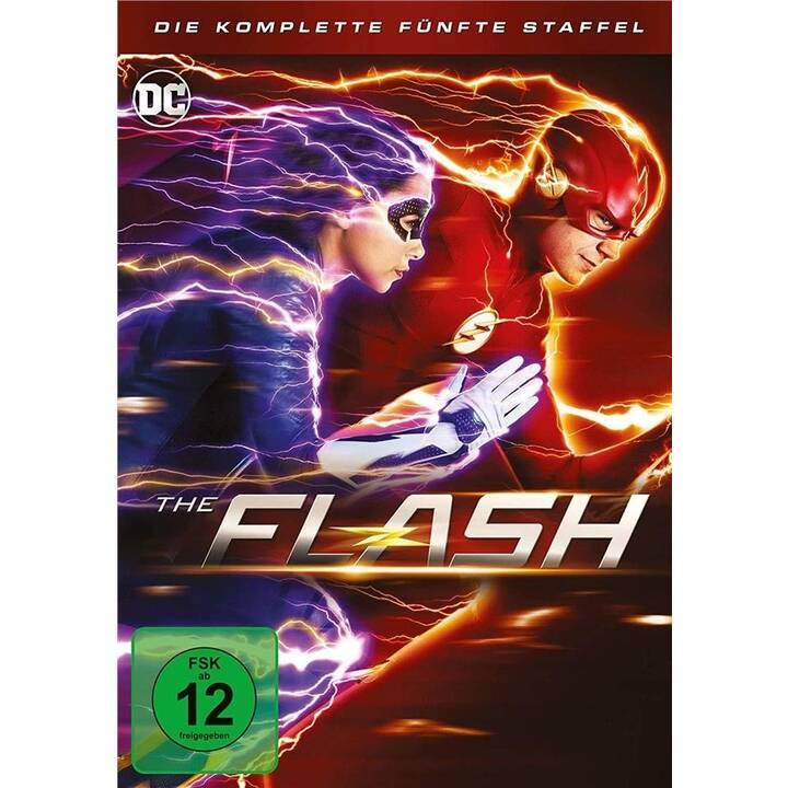 The Flash Saison 5 (DE, EN, IT)