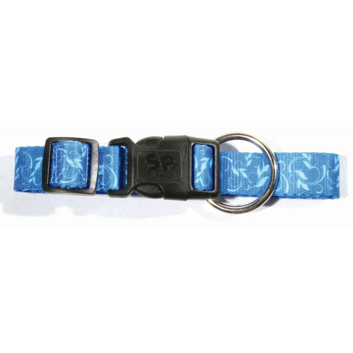 TRENDLINE Collier Blue-Lagoon (Bleu, Noir, Blanc)