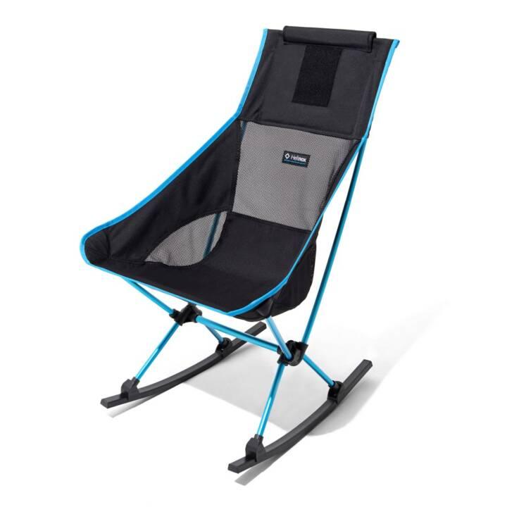 HELINOX Chair Two Rocker BLACK / BLUE