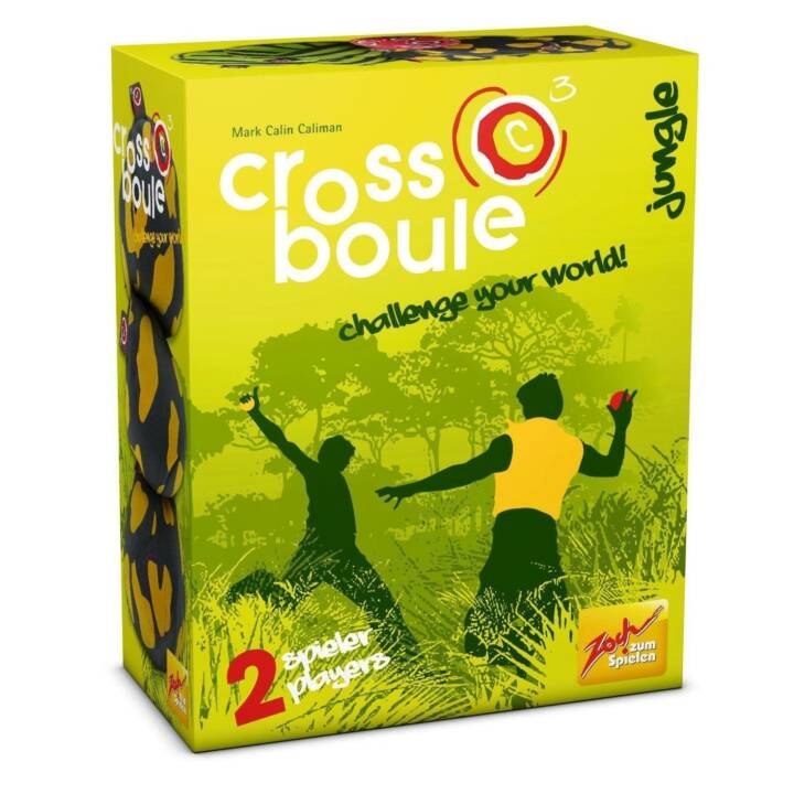 ZOCH Crossboule Jungle Boccia