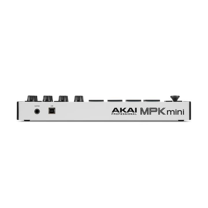 AKAI MPK Mini MK3 (Blanc, Noir)