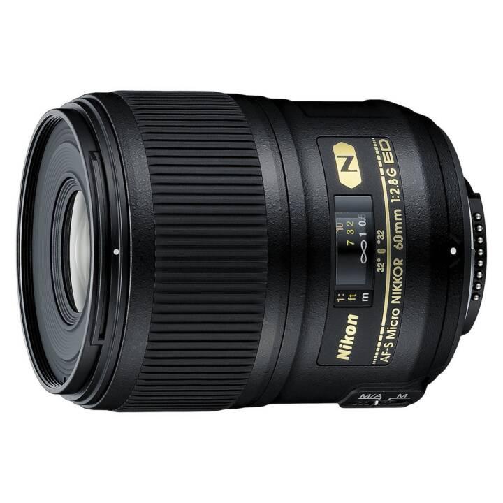 NIKON Micro-Nikkor 60 mm f/2.8