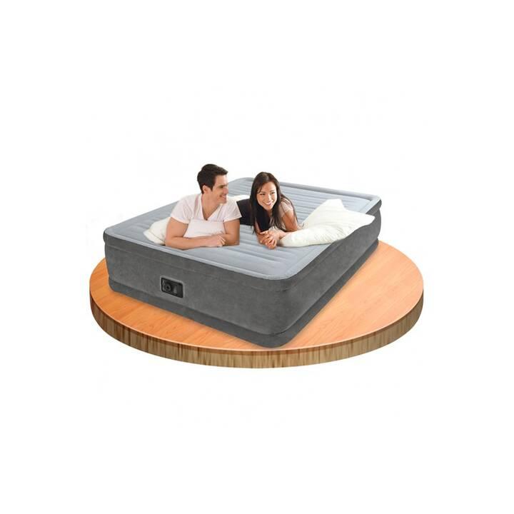 INTEX Luftbett Dura-Beam Plus Comfort-Plush Queen