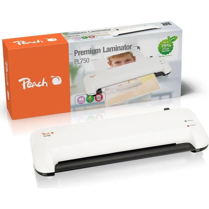 PEACH PL750 Premium Laminiergerät A4 125 µm