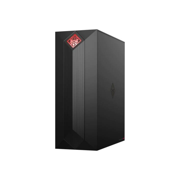 HP Omen 875-0400nz (Intel Core i5, 16 GB, 512 GB SSD, Schwarz)