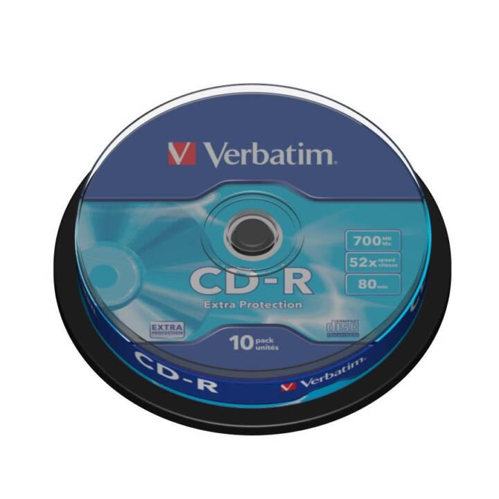 VERBATIM CD-R (700 Mo)
