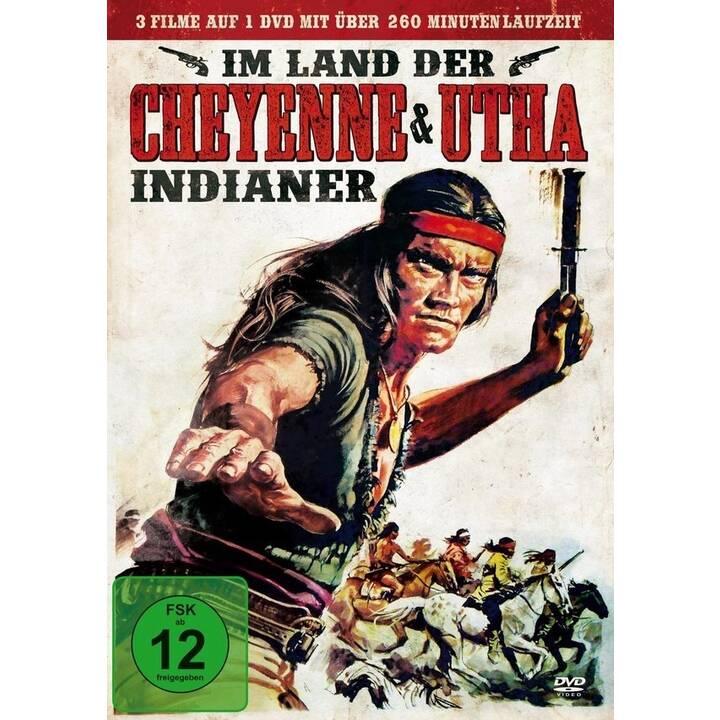 Im Land der Cheyenne & Utha Indianer - Indianer auf dem Kriegspfad / Der blutige Fluss / Der einsame Adler (DE)