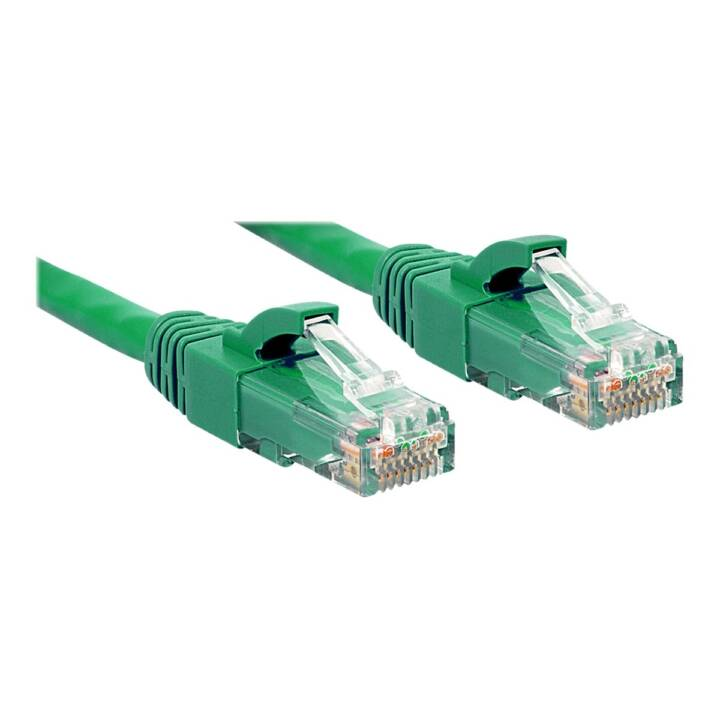 LINDY Patch-Kabel - 30 m - Green
