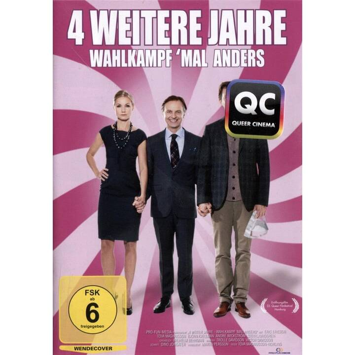 4 weitere Jahre - Wahlkampf mal anders (SV)