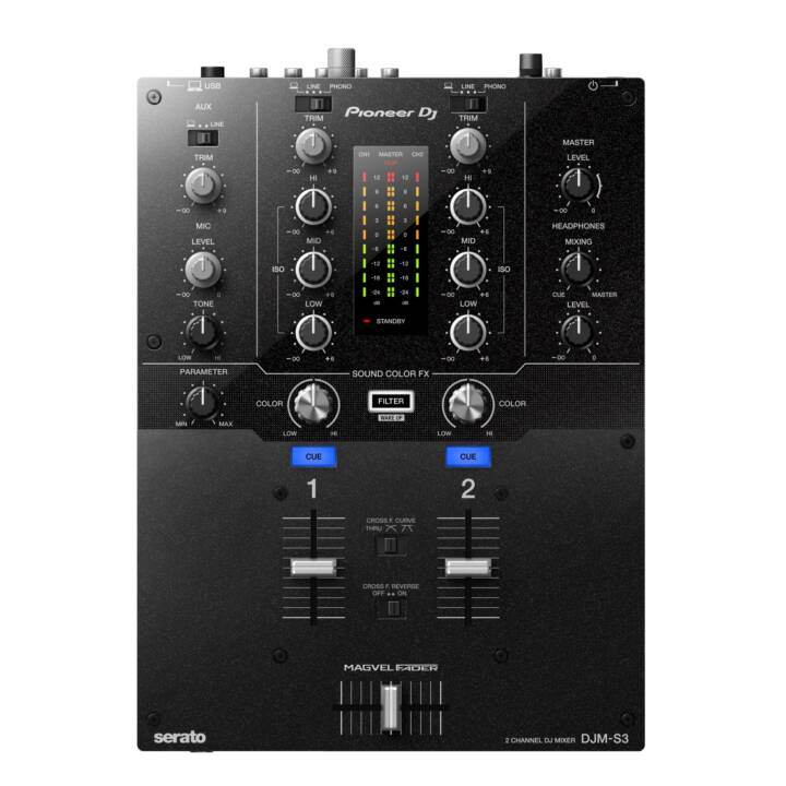 PIONEER DJM-S3 (Clubmixer)