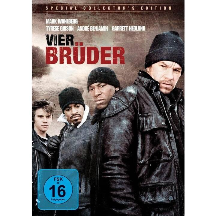 Vier Brüder (DE, EN, TR)