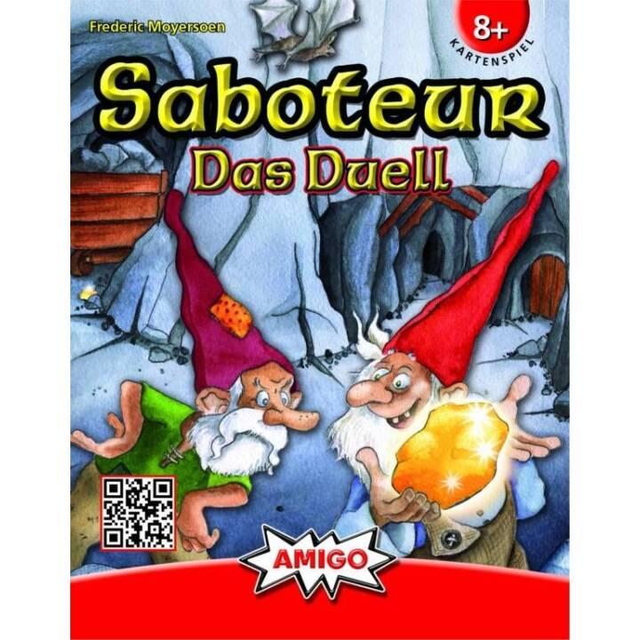 AMIGO Saboteur - Le Duel