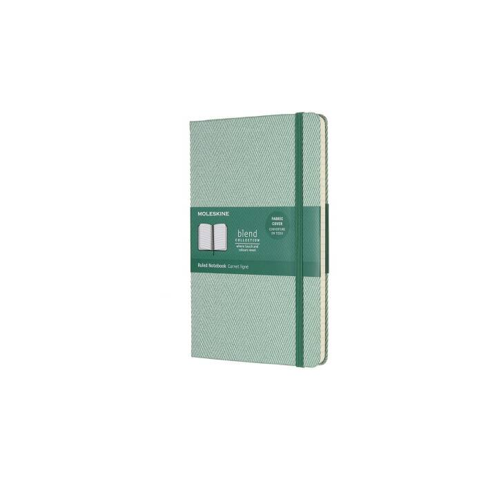 MOLESKINE Notizbuch Blend Collection  (A5, Liniert)