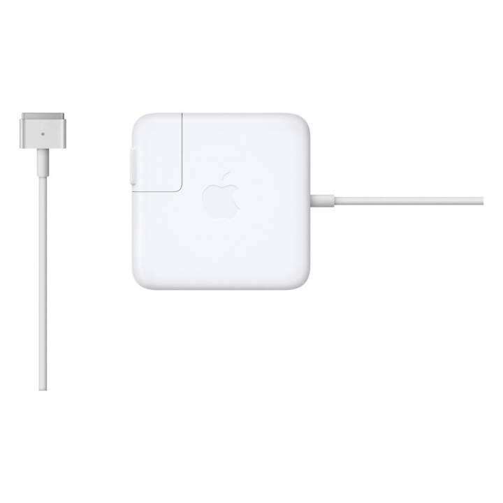 APPLE MagSafe 2, adattatore di alimentazione, 85W, bianco
