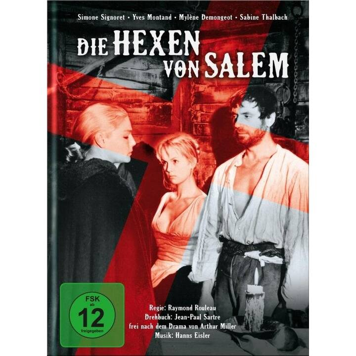 Die Hexen von Salem (Mediabook, DE)