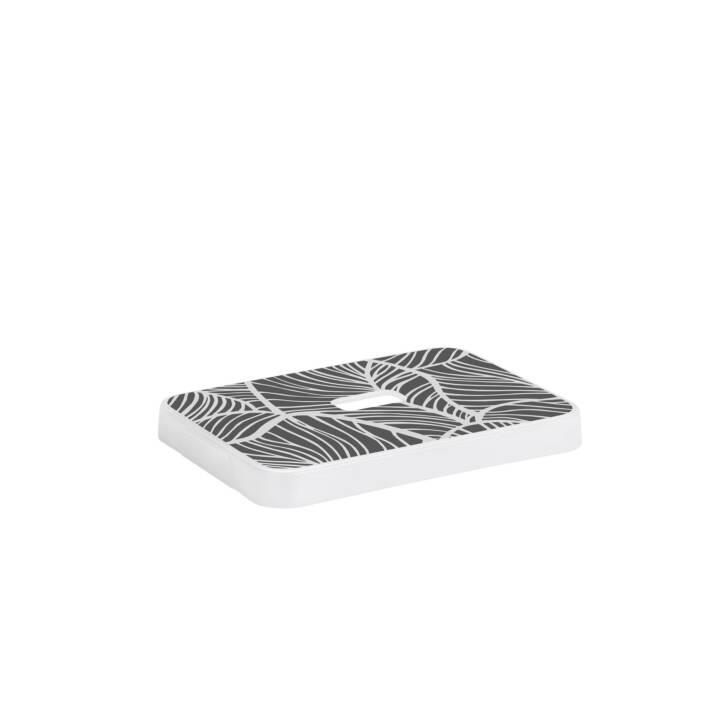 SIGMA HOME 86.5 g Boîte de rangement (Blanc, Noir)