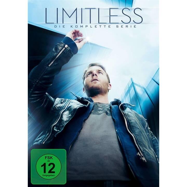Limitless - Die komplette Serie (IT, DE, EN, FR)