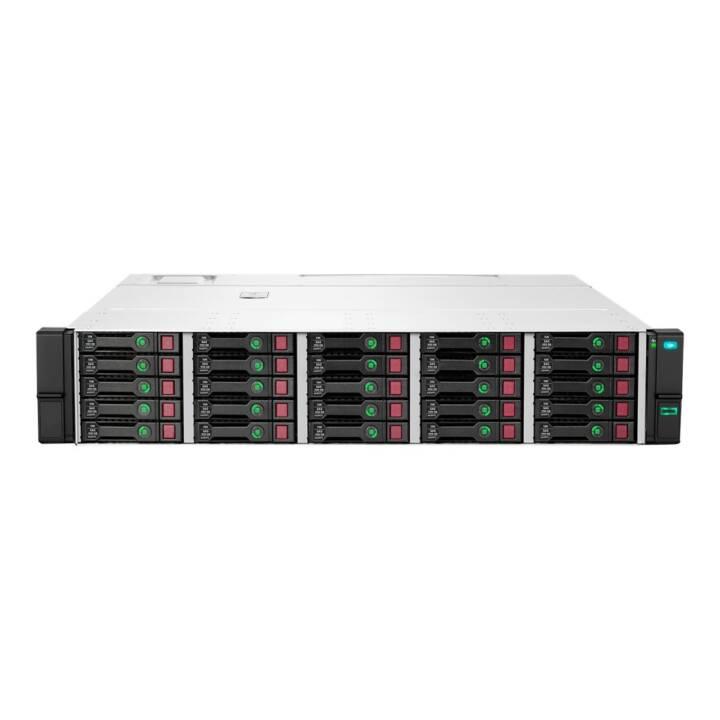 HPE D3710 1.2TB 12G 10K SAS SC 30TB Bndl